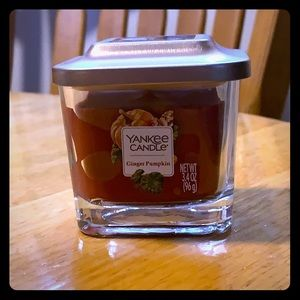 Ginger Pumpkin Yankee Candle!